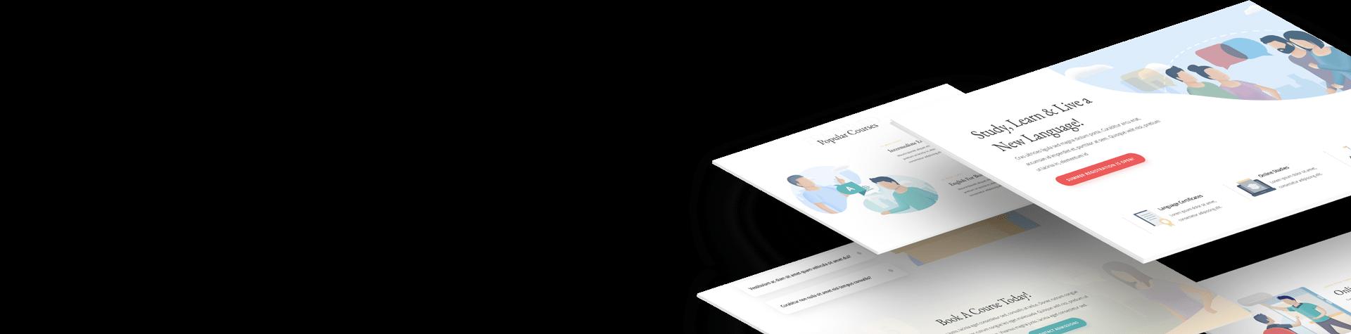 Webdesign Website Beispiele - Voll Webdesign & SEO