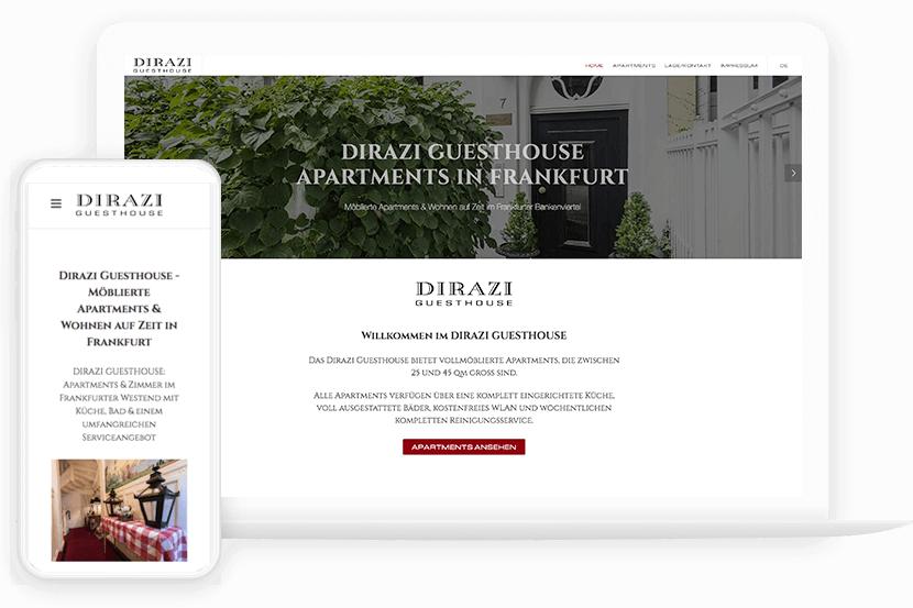 Webdesign Website Pakete HTML/CSS/JS - Voll Webdesign